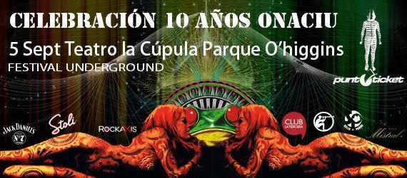 Celebración de Aniversario 10 años de Onaciu