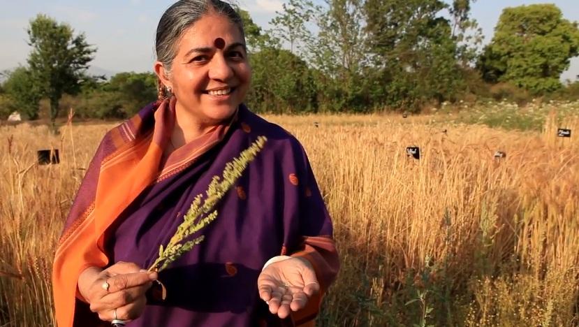 Vandana Shiva: «La revolución es inevitable y será ecológica; la gente quiere menos capital y más bienestar»