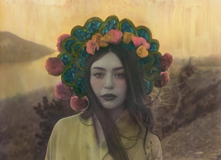 shae detar painted photography via kishani perera blog