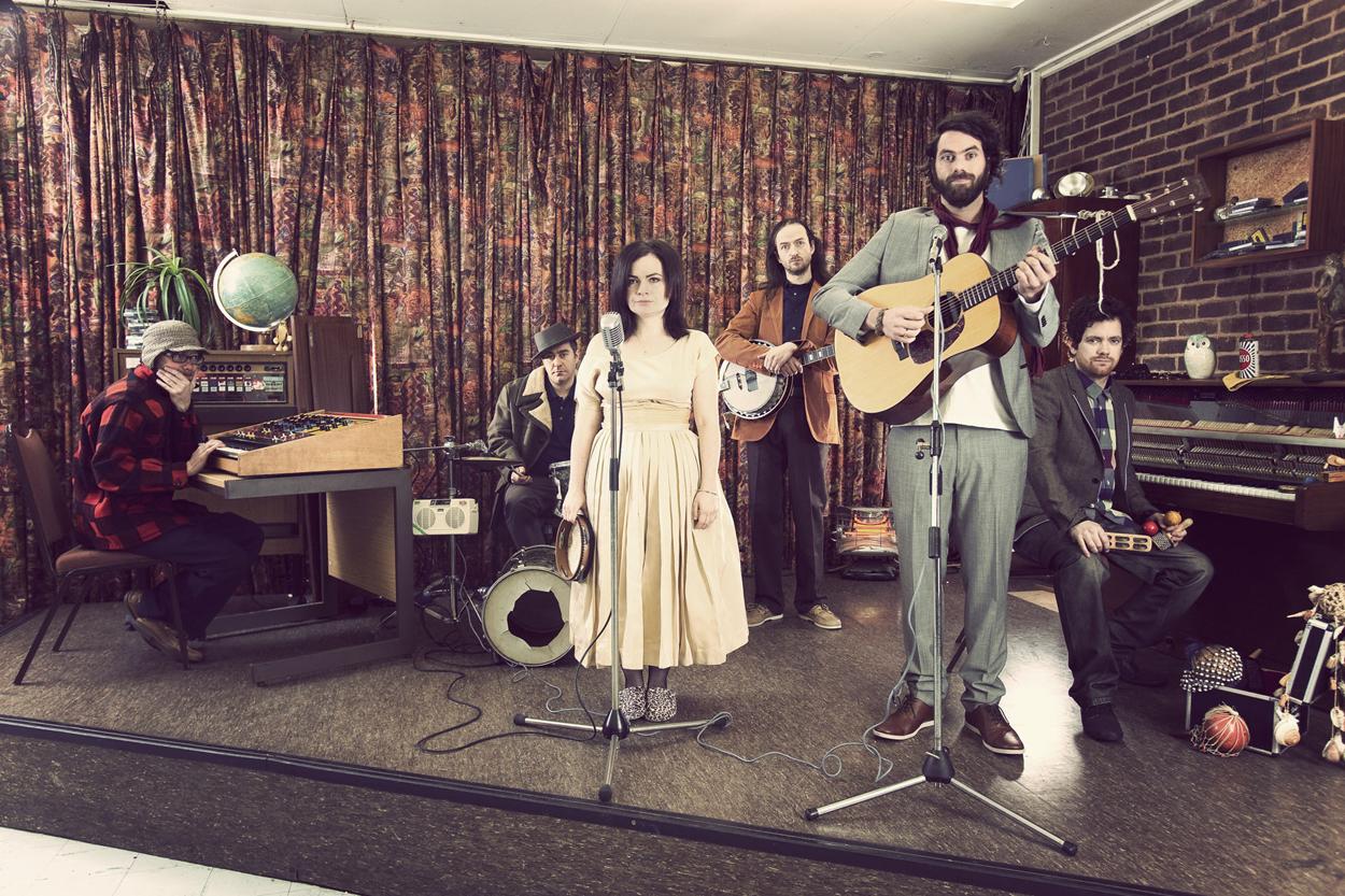 Tunng, una banda indie y folktronica