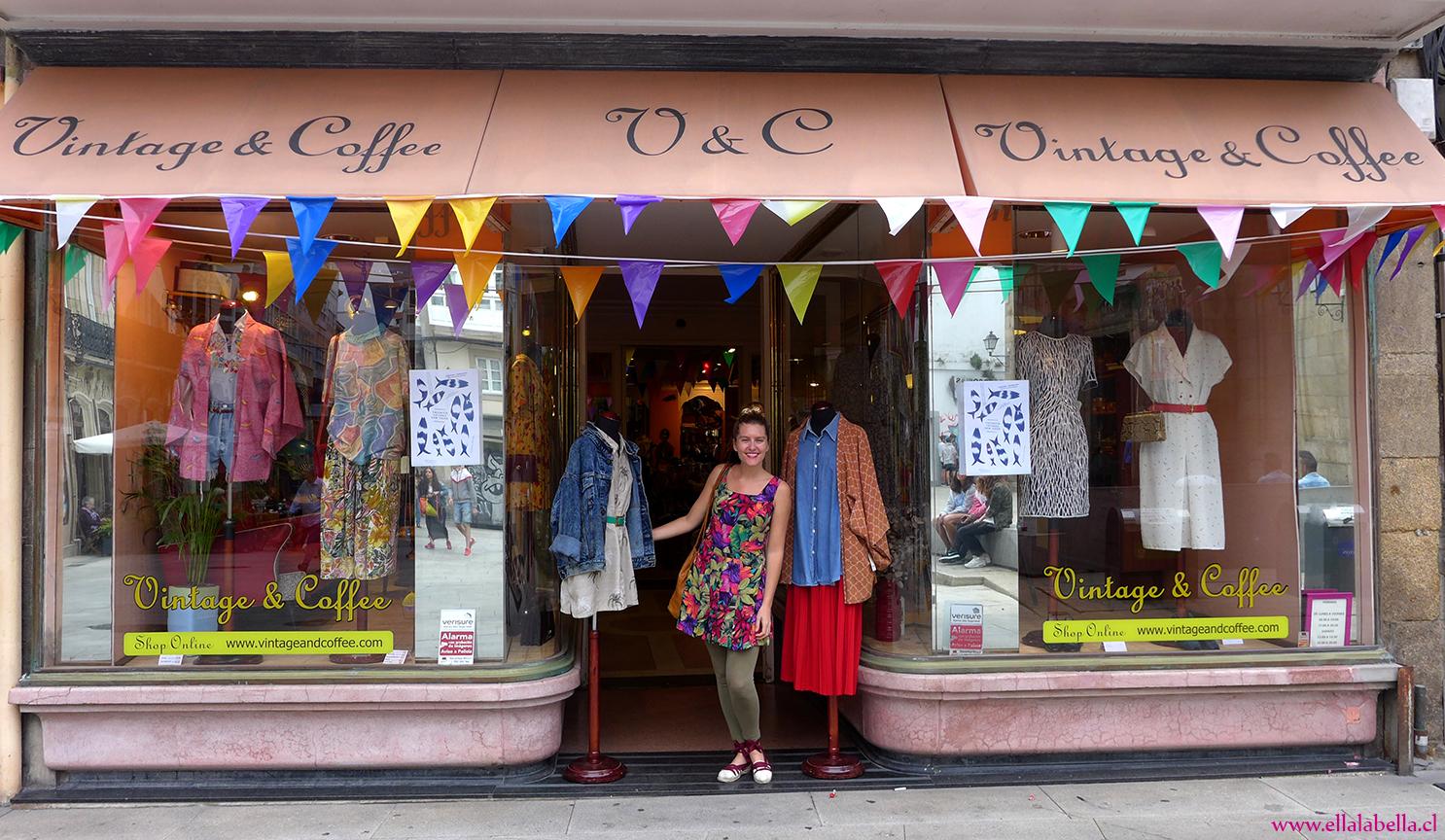 Vintage & Coffe más que una tienda, una experiencia