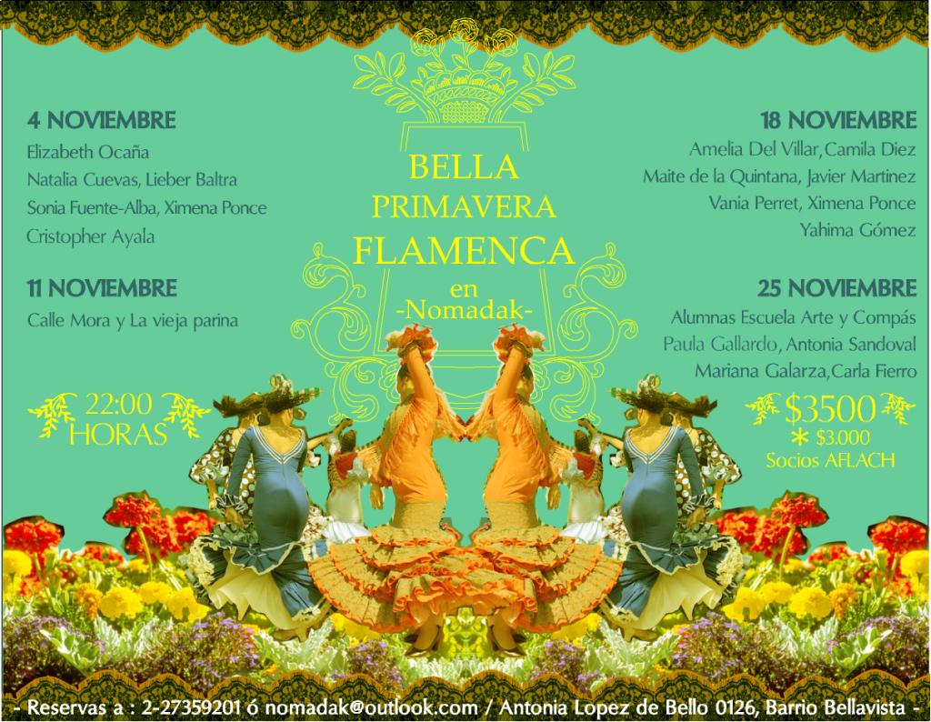 Bella Primavera Flamenca