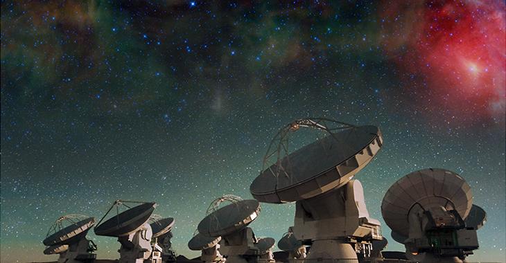 """""""ALMA, explorando nuestros orígenes cósmicos"""""""