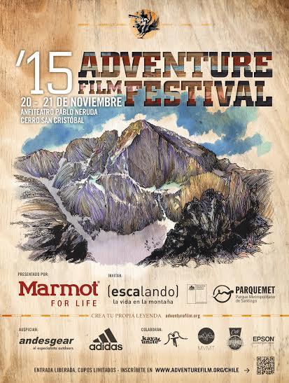 Adventure Film Festival: cine y montaña bajo la inmensidad del cielo capitalino