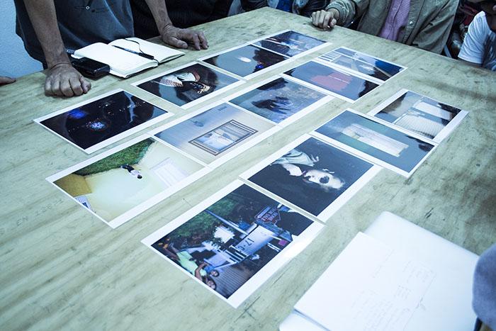 Taller de creación de portafolios (fotografía)