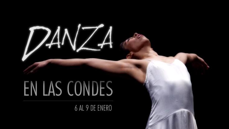Festival de danza Las Condes 2016