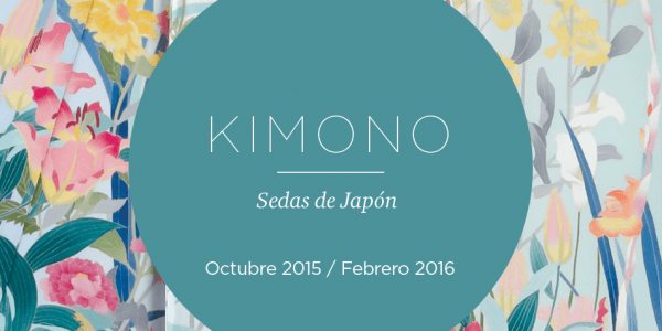 Kimono, Sedas de Japón