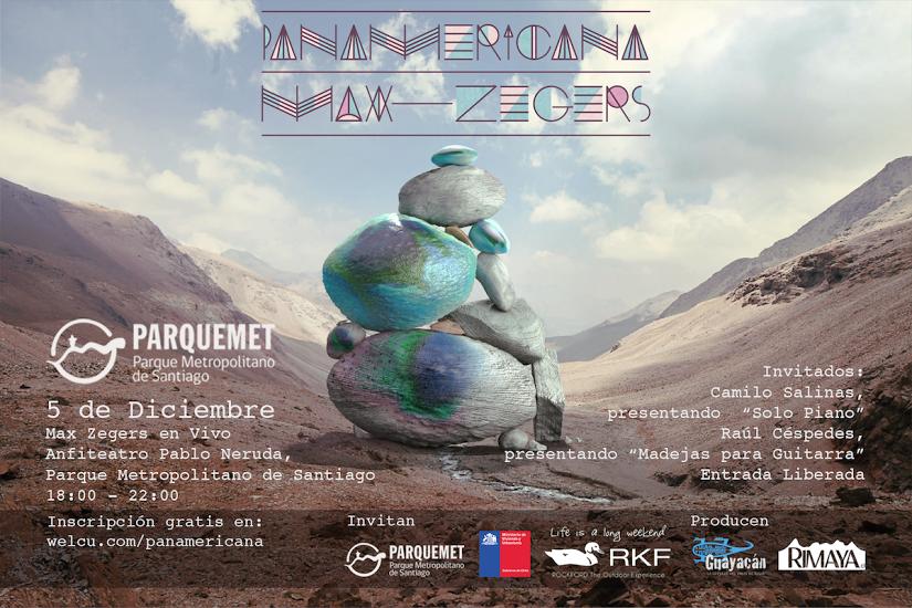 Max Zegers : Panamericana