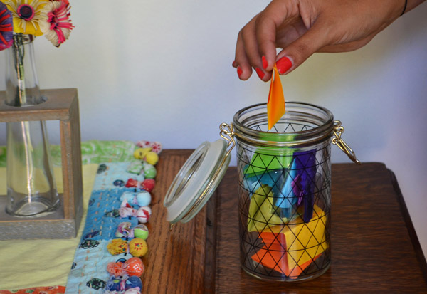 Empieza el año con tu frasco de recuerdos positivos