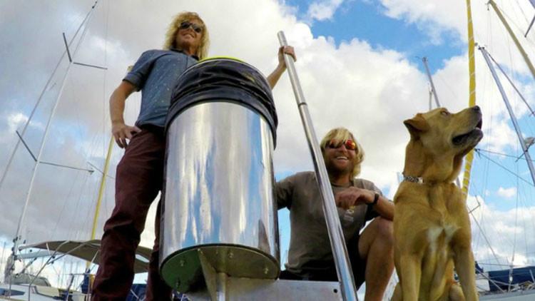 Seabin, el basurero acuático que limpia los residuos que los humanos tiramos al mar
