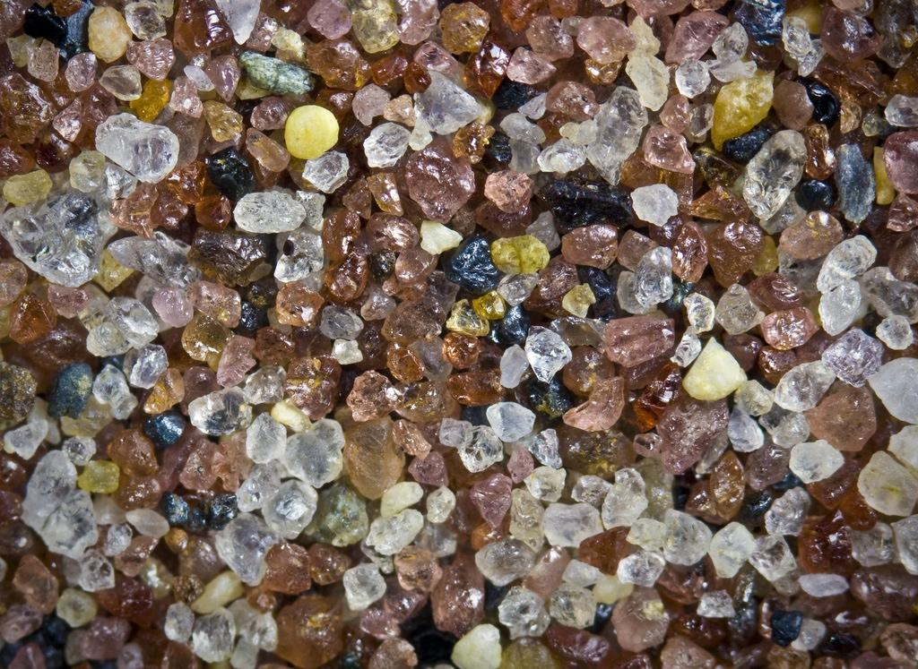 Sand from Orient Point, Long Island, NY