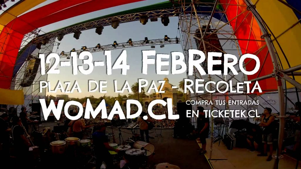 Festival Womad 2016