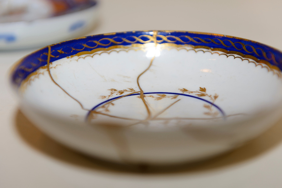 Kintsugi Event at the Daiwa Anglo-Japanese Foundation in London.