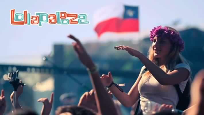 Se viene Lollapalooza 2016
