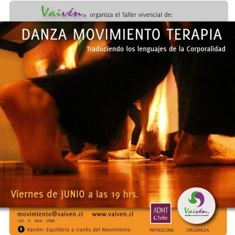 Taller de Danza Movimiento Terapia