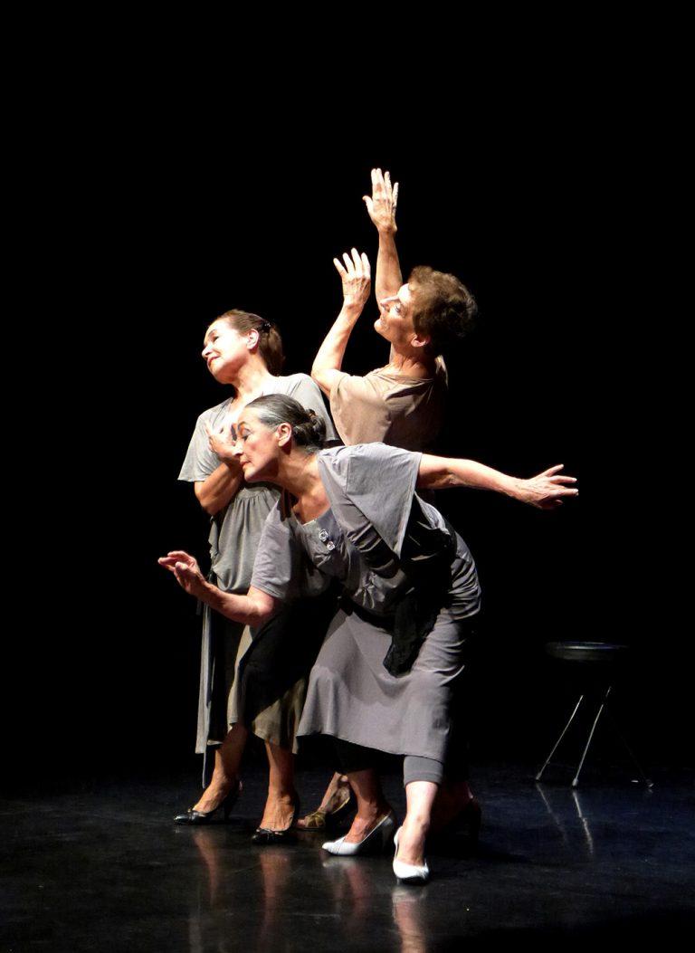 «Generación del Ayer» 20 años de historia, mujeres que bailarán hasta morir