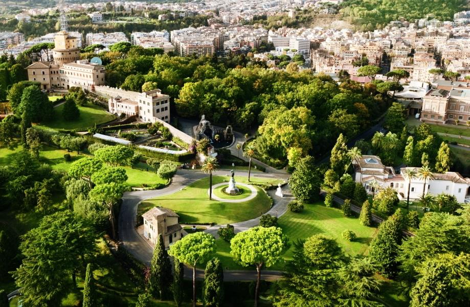 Vaticano-JArdines