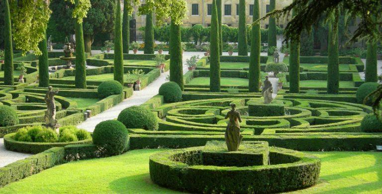 Como nacieron los jardines