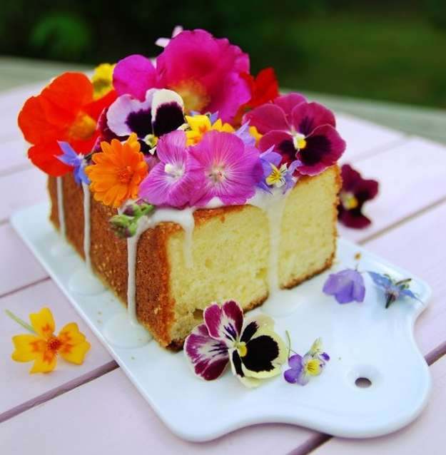 pansies-on-a-cake-edible-flowers-3