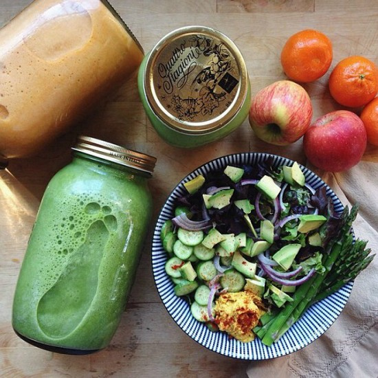 """""""Mood Food"""", la tendencia que vincula la comida sana con el estado de ánimo"""