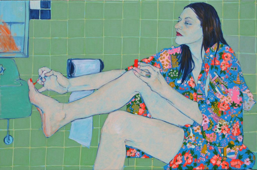 9. Gangloff_Sara Vanderbeek in her Bath Closet WEB