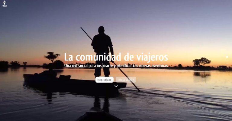 Faro, la gran comunidad chilena que reúne a los viajeros