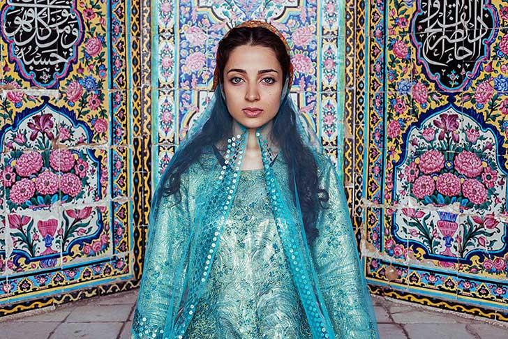 «El Atlas de la belleza» fotografias de mujeres de más de 60 países que muestran que las diferentes bellezas del mundo