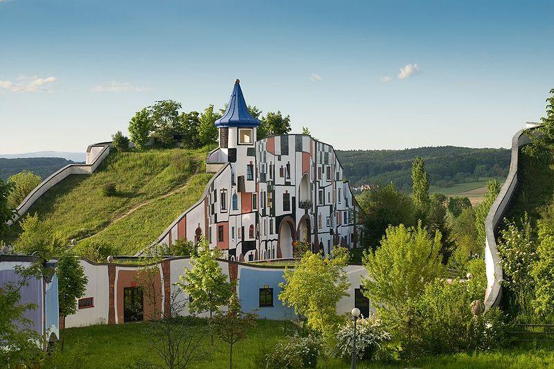 Hundertwasser2_Rogner Bad Blumau