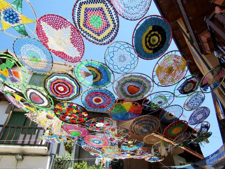 Tejiendo la Calle, Arte en Comunidad