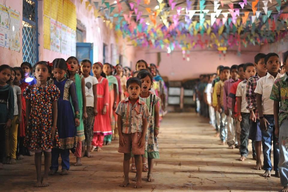 «Soy voz» documental donde niños comparten su visión de la educación a partir de distintos lenguajes expresivos