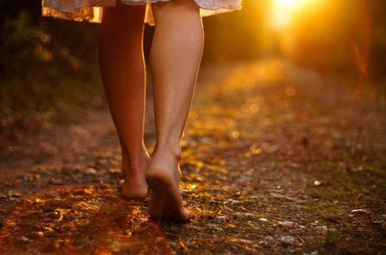 Camina para sanar las penas