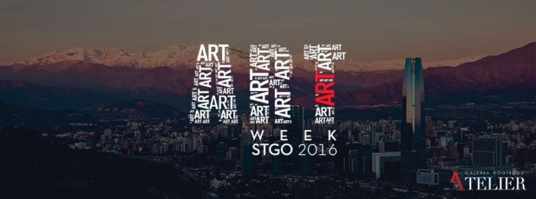 ART WEEK SANTIAGO 2016