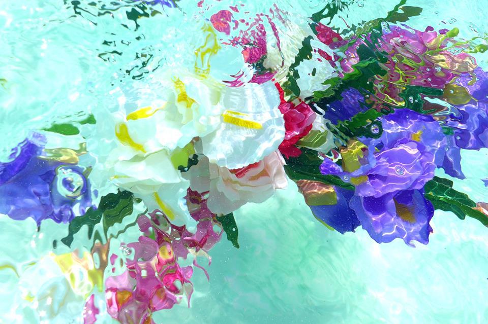"""Flores Líquidas"""