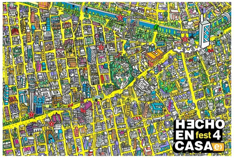Festival Hecho en Casa 2016