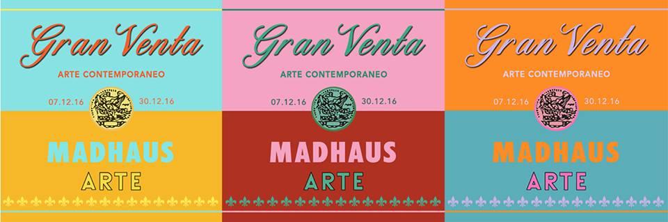 Gran Venta de Arte en Galería Madhaus