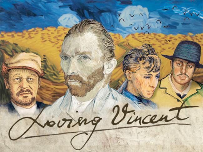 Loving Vincent: la primera película 'al óleo' sobre Van Gogh
