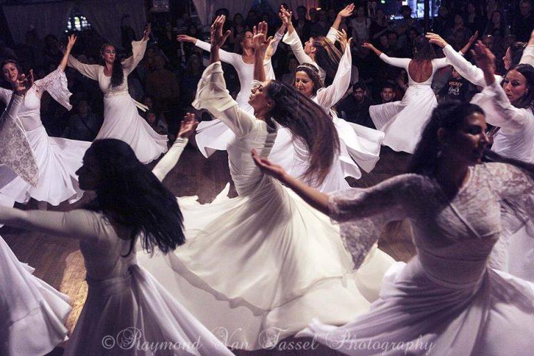 Taller de Danza con Miriam Peretz en Chile