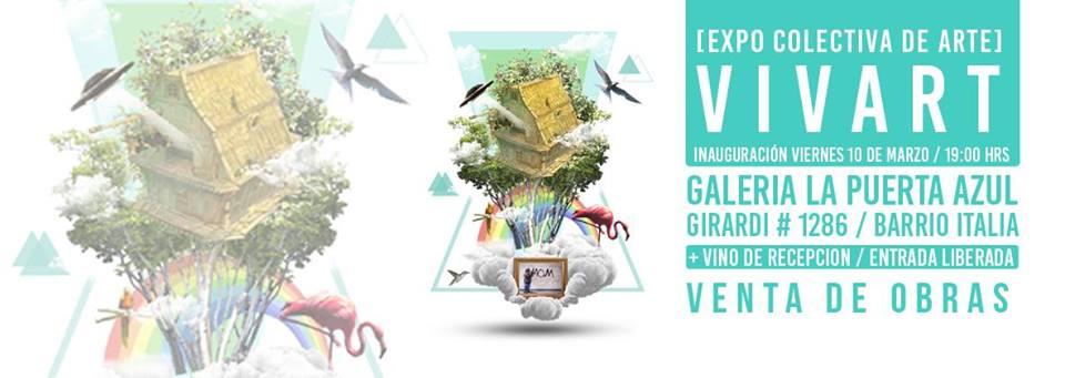 Expo Colectiva de Arte Vivart