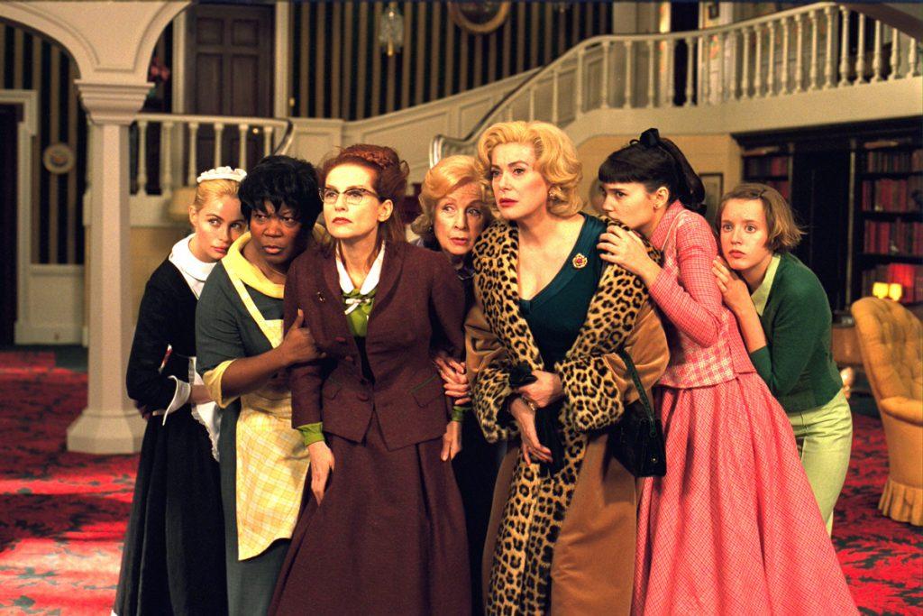 """""""8 Mujeres"""", una comedia femenina especial para el día de la mujer"""