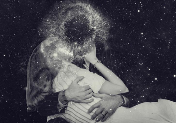 El Amor y sus similitudes con el Universo y las estrellas