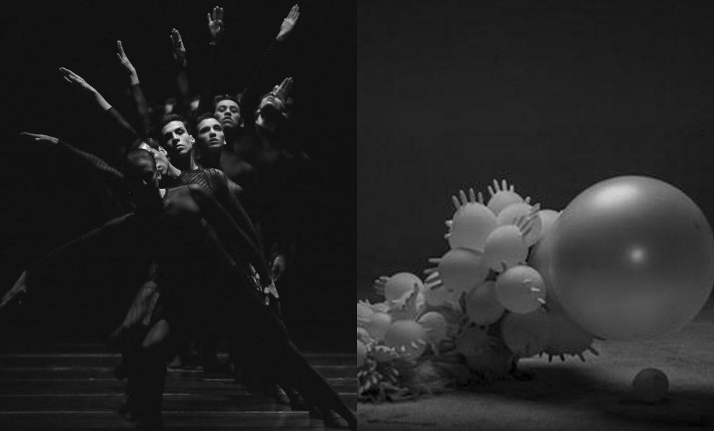 Re/des/componiendo la creación en Danza
