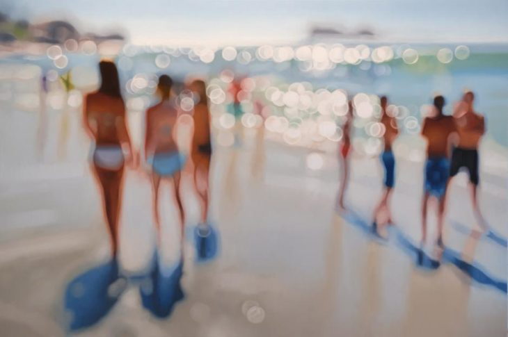 15 Pinturas que muestran cómo es la vida con miopía