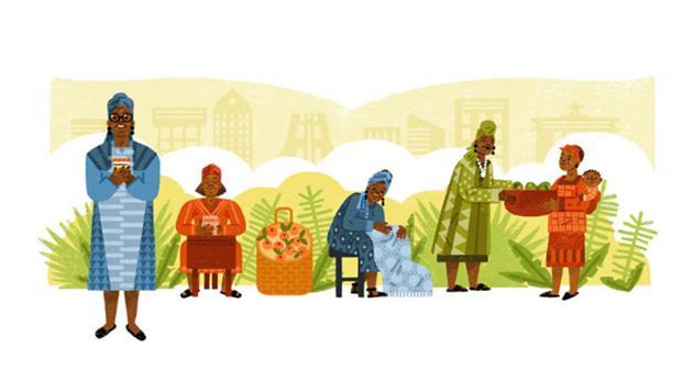 Esther Afua Ocloo: Google homenajea a una de las mayores emprendedoras