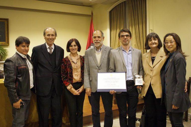 Ballet Nacional Chileno fue premiado por La Academia de Bellas Artes