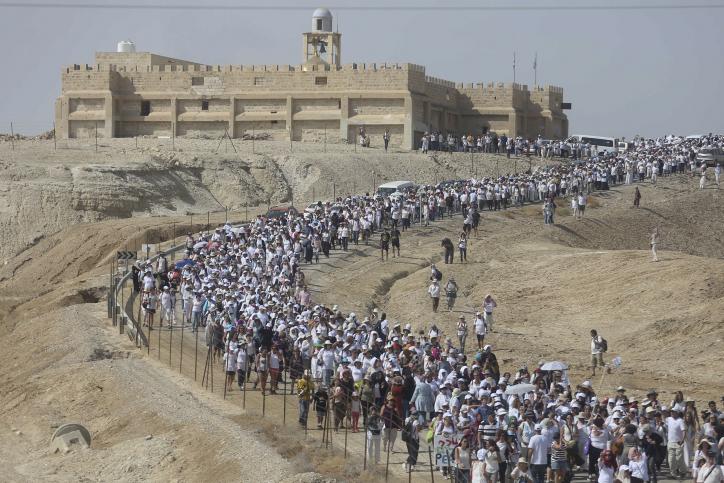 ¿Milagro en Israel? Marcha de madres cristianas, musulmanas y judías, señal de paz