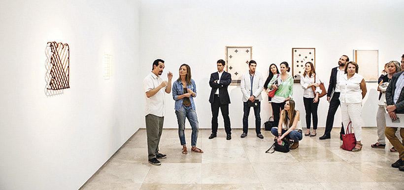 Los galeristas se unen para convocar nuevos públicos