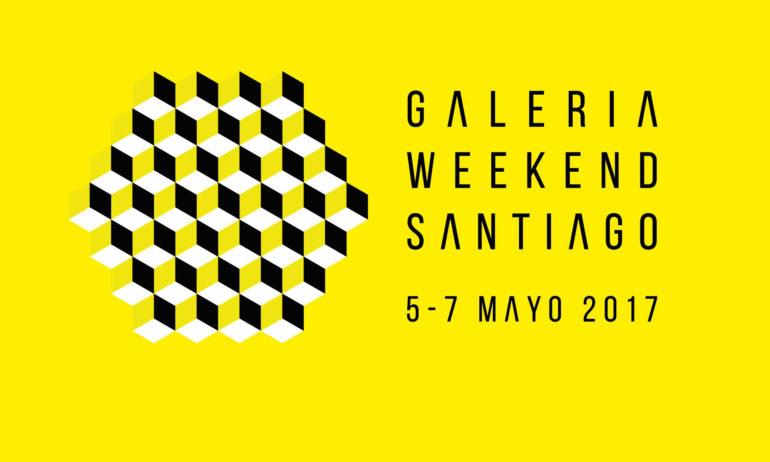 Galería Weekend Santiago más 25 galerías y espacios abiertos al arte