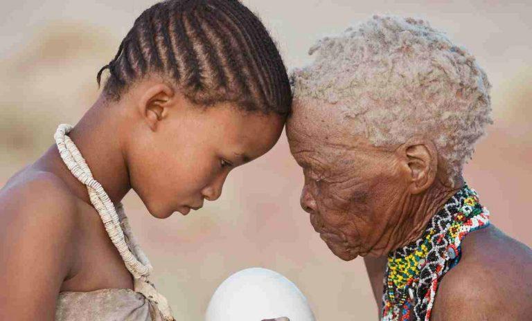 La abuela, el eslabón perdido de la evolución