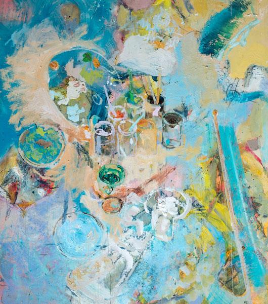 La Alegoría de la Pintura