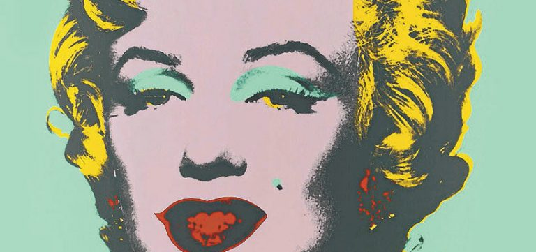 Andy Warhol icono del Arte Pop en Chile